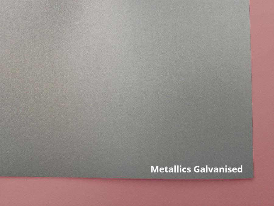 metallics galvanised
