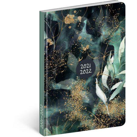18mesačný diár Petito – Eukalyptus 2021/2022