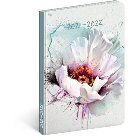 18mesačný diár Petito – Kvet 2021/2022